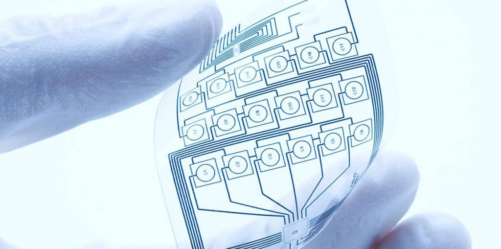 Flexible Printed Electronics
