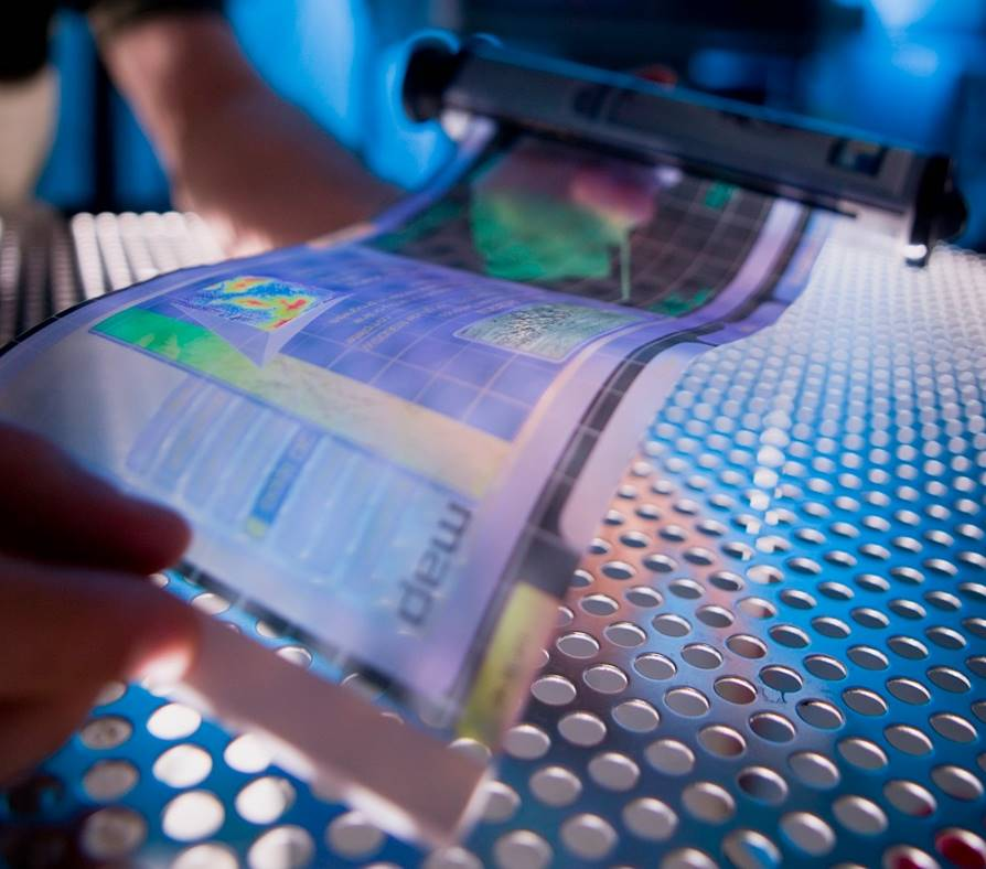 Flexible displays